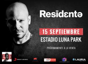 Residente - Luna Park