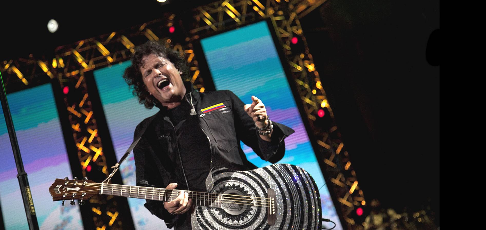 Carlos Vives - Lauria