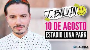 J-Balvin - Luna Park - Lauria